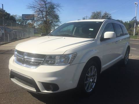 2012 Dodge Journey for sale in Detroit, MI