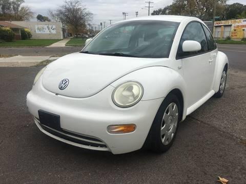 2000 Volkswagen New Beetle for sale in Detroit, MI