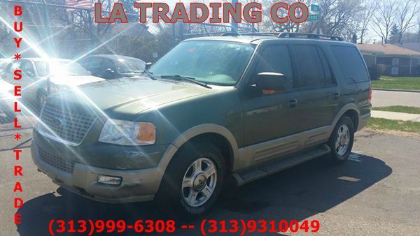 Ford Expedition Eddie Bauer In Detroit MI LA Trading Co - 2005 expedition