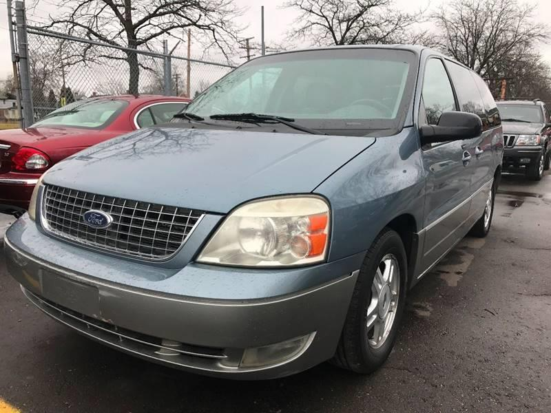2004 Ford Freestar For Sale At LA Trading Co In Detroit MI