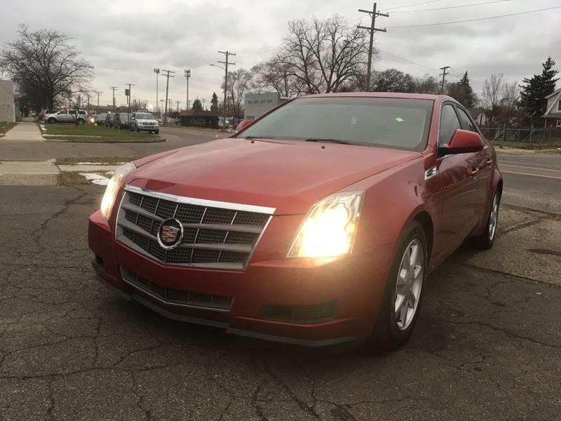 L.A. Trading Co. - Used Cars - Detroit MI Dealer