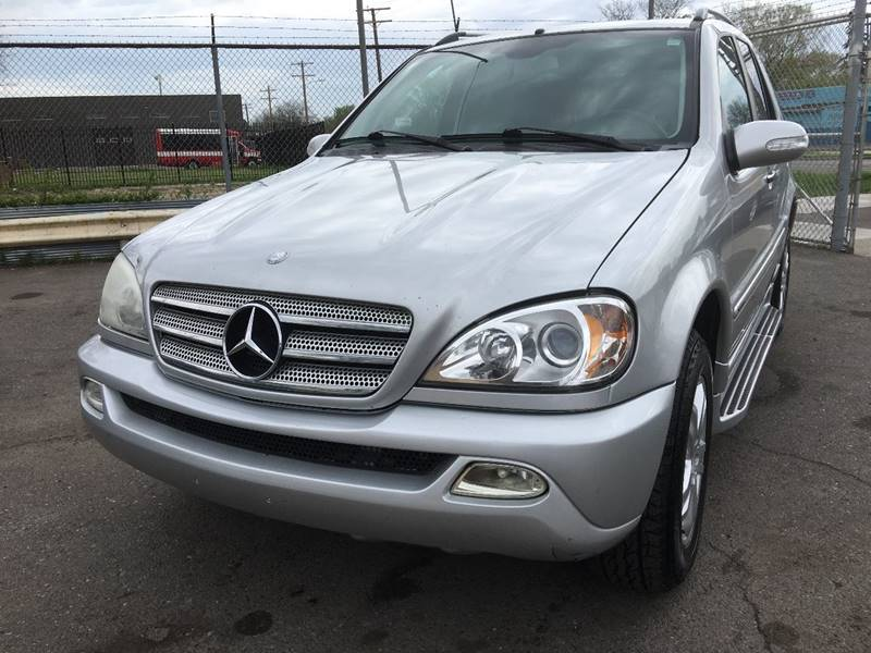 2005 mercedes benz m class ml350 in detroit mi l a
