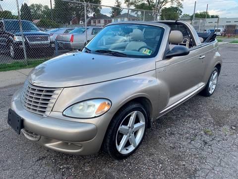 2005 Chrysler PT Cruiser for sale in Detroit, MI