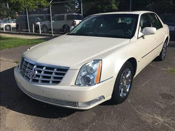2007 Cadillac DTS for sale in Detroit, MI