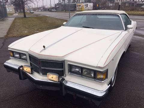 1975 Pontiac Grand Ville for sale in Detroit, MI