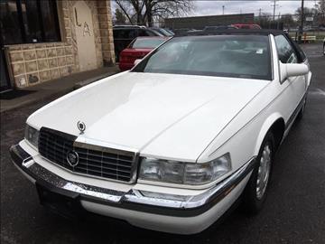 1993 Cadillac Eldorado for sale in Detroit, MI