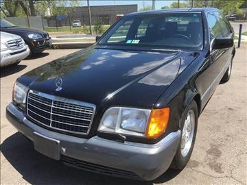 1994 Mercedes-Benz S-Class for sale in Detroit, MI