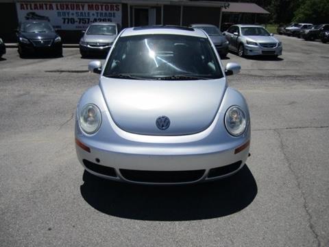 2007 Volkswagen New Beetle for sale in Buford, GA