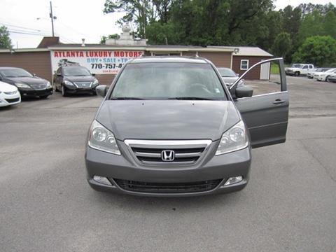 2007 Honda Odyssey for sale in Buford, GA