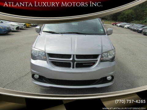 2014 Dodge Grand Caravan for sale at Atlanta Luxury Motors Inc. in Buford GA