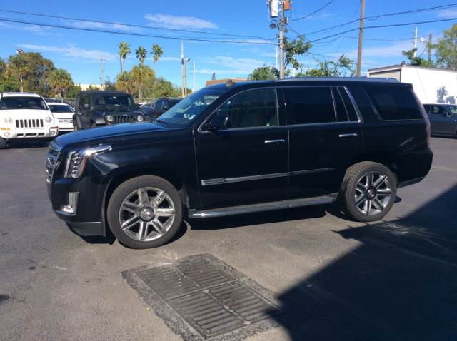 2015 CADILLAC ESCALADE LUXURY black executive motors is a family owned and operated dealership th
