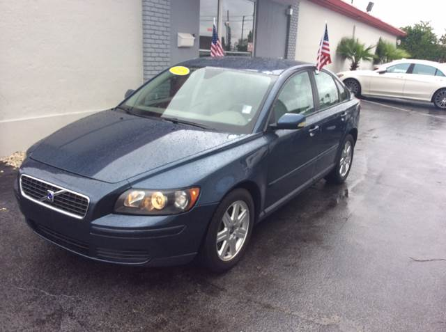 2006 VOLVO S40 24I 4DR SEDAN blue fresh trade 2006 volvo s40 great running car this car has cr