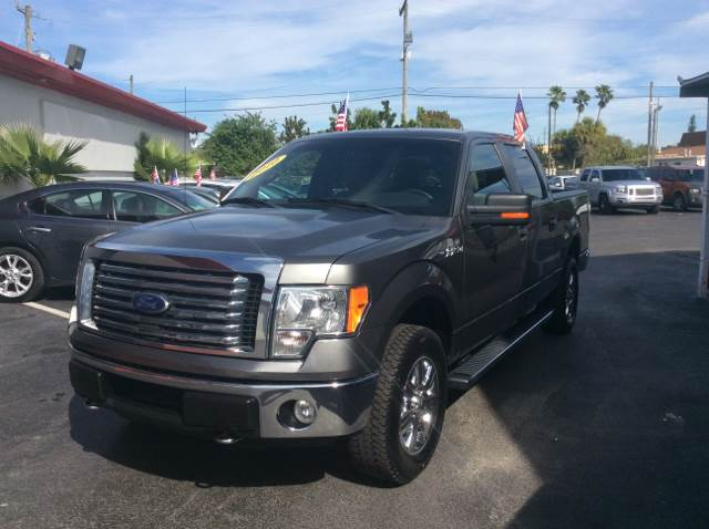 2010 FORD F-150 XL gray executive motors is a family owned and operated dealership that provides
