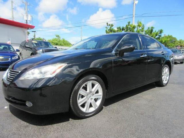 2008 LEXUS ES 350 BASE 4DR SEDAN unspecified abs brakes 4-wheelair conditioning - air filtrati