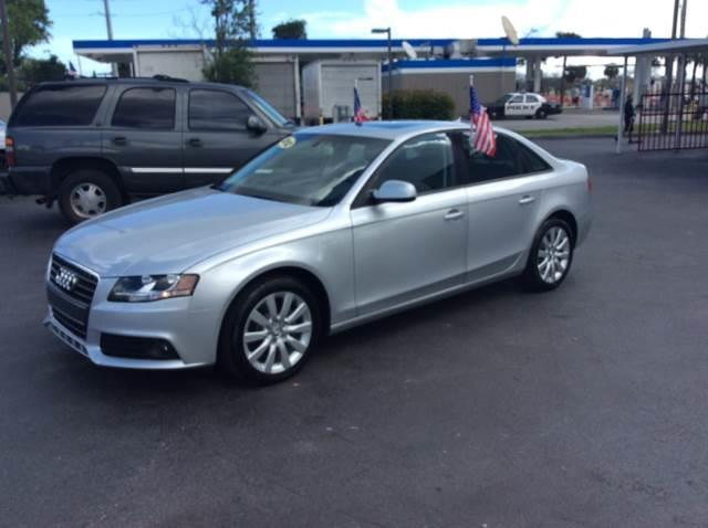 2012 AUDI A4 20T PREMIUM silver 2012 audi a4 silver with black leather interior with power sunro