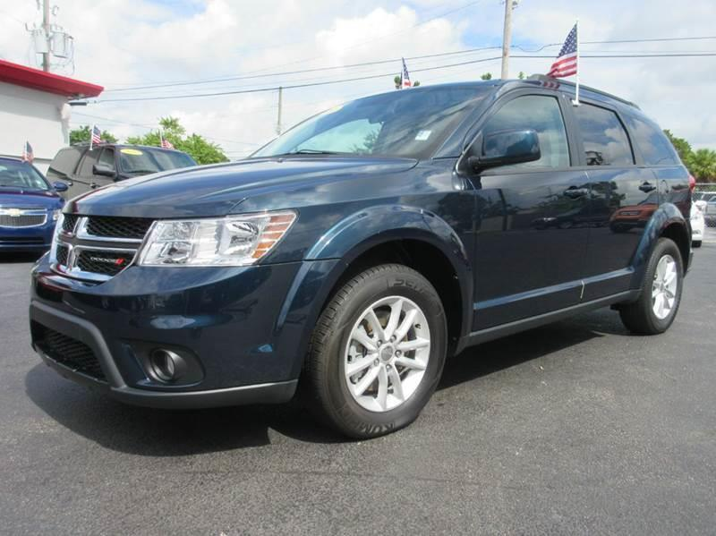 2014 DODGE JOURNEY SXT 4DR SUV blue this beautiful grey 2014 dodge journey comes with 3rd row sea