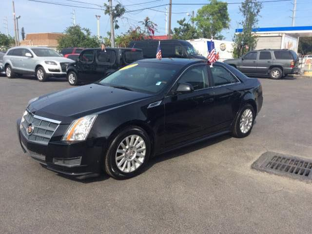 2010 CADILLAC CTS 30L V6 LUXURY 30L4DR SEDAN black executive motors is a family owned and opera