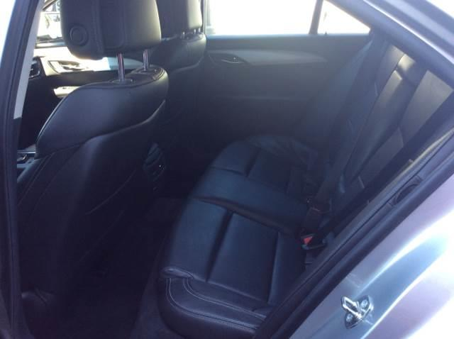 2013 CADILLAC ATS 25L LUXURY 4DR SEDAN unspecified all our cars and trucks are doubled checked f