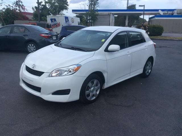 2009 TOYOTA MATRIX BASE 4DR WAGON 4A unspecified all our cars and trucks are doubled checked for