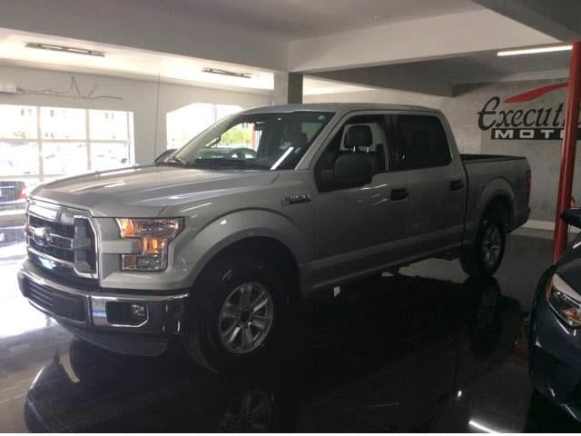 2015 FORD F-150 XLT 4X2 4DR SUPERCREW 55 FT SB unspecified all our cars and trucks are doubled