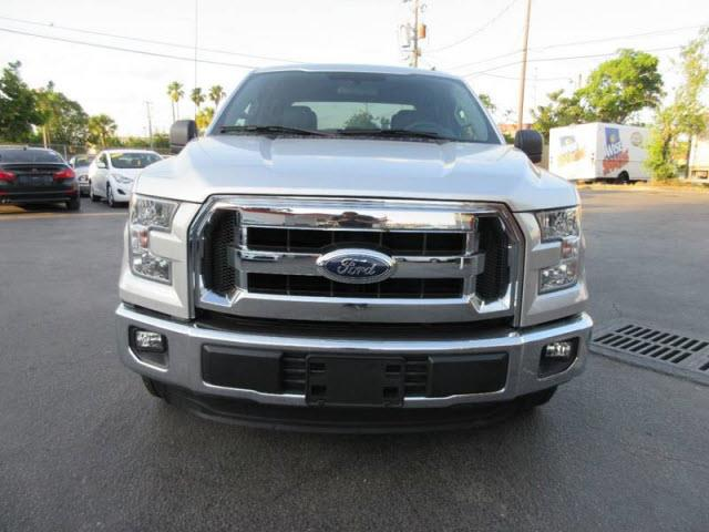 2015 FORD F-150 XLT 4X2 4DR SUPERCREW 55 FT SB unspecified this 2015frd f150 xlt is nice  ha