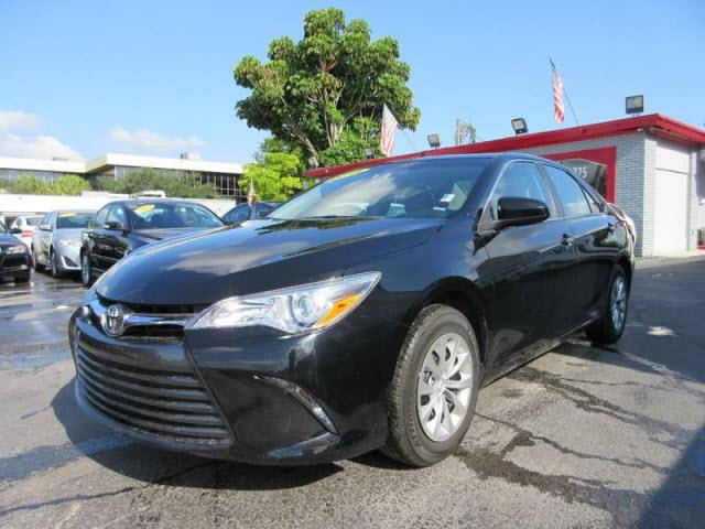 2015 TOYOTA CAMRY LE 4DR SEDAN unspecified all our cars and trucks are doubled checked for you to