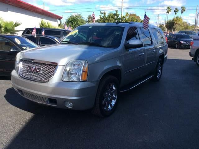 2010 GMC YUKON XL DENALI 4X2 XL 4DR SUV unspecified all our cars and trucks are doubled checked f