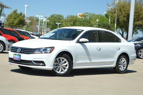 2017 Volkswagen Passat for sale in Lewisville, TX