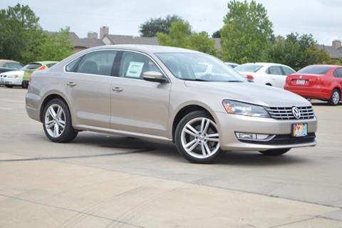 2015 Volkswagen Passat for sale in Lewisville, TX