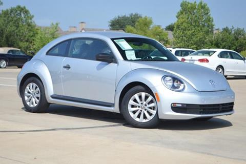2016 Volkswagen Beetle for sale in Lewisville, TX