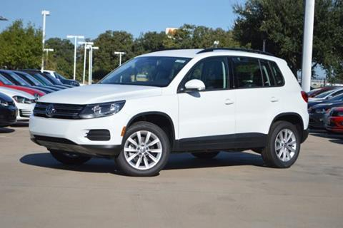 2017 Volkswagen Tiguan Limited for sale in Lewisville, TX