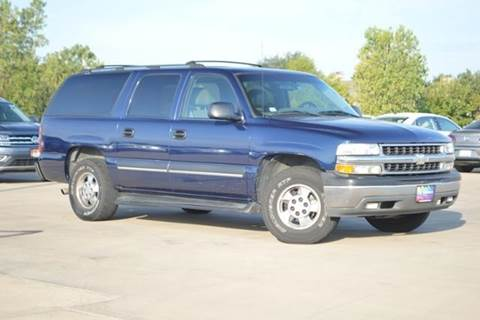 2003 Chevrolet Suburban for sale in Lewisville, TX