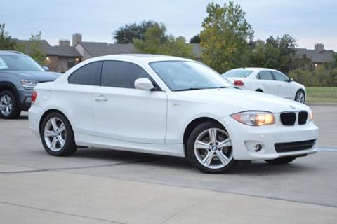 2013 BMW 1 Series for sale in Lewisville, TX