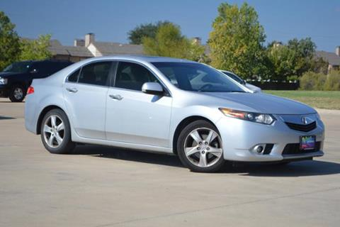 2012 Acura TSX for sale in Lewisville, TX