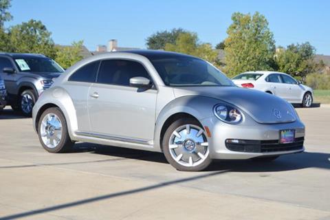 2013 Volkswagen Beetle for sale in Lewisville, TX