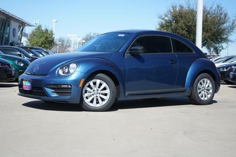 2018 Volkswagen Beetle For Sale In Lewisville Tx