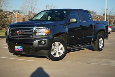 2015 GMC Canyon for sale in Lewisville, TX