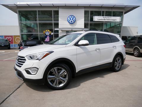 2015 Hyundai Santa Fe for sale in Lewisville, TX
