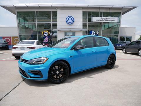 2019 Volkswagen Golf R for sale in Lewisville, TX