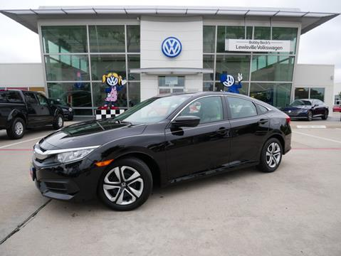 2018 Honda Civic for sale in Lewisville, TX