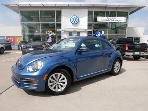 2019 Volkswagen Beetle for sale in Lewisville, TX