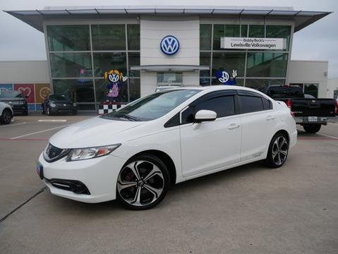 2015 Honda Civic for sale in Lewisville, TX