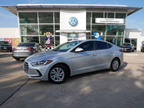 2018 Hyundai Elantra for sale in Lewisville, TX