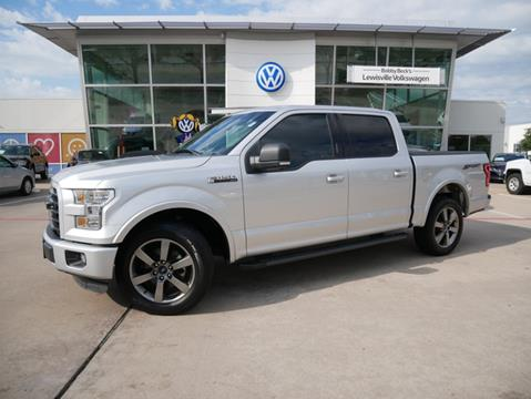 2016 Ford F-150 for sale in Lewisville, TX