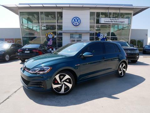 2019 Volkswagen Golf GTI for sale in Lewisville, TX