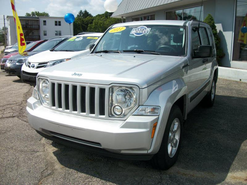 2011 Jeep Liberty For Sale At Knight Automotive In Southbridge MA