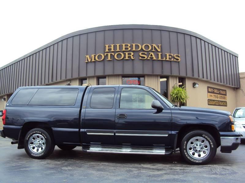 2006 Chevrolet Silverado 1500 LT1 4dr Extended Cab 6.5 ft. SB - Clinton Twp MI