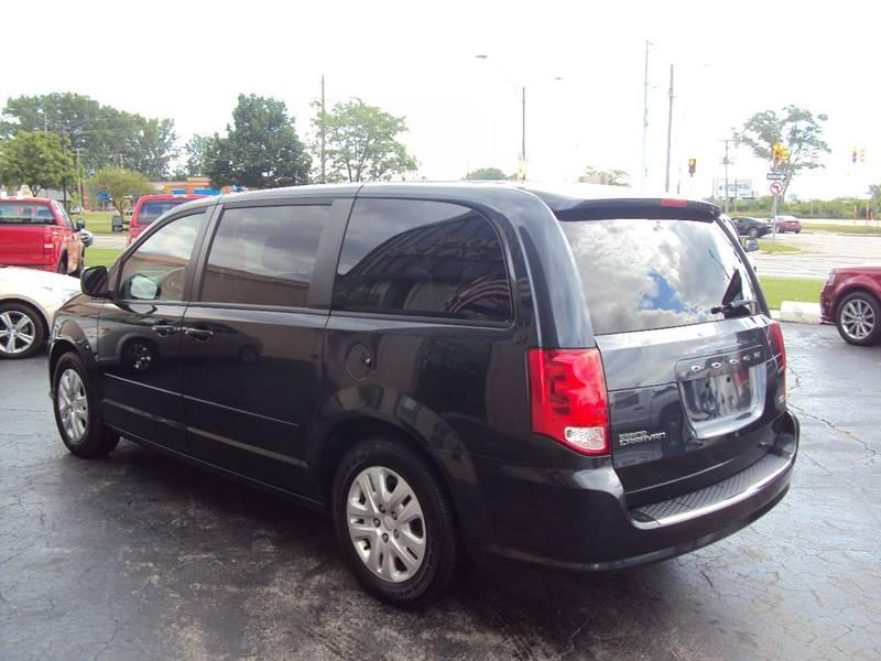 2014 Dodge Grand Caravan SE 4dr Mini-Van - Clinton Twp MI