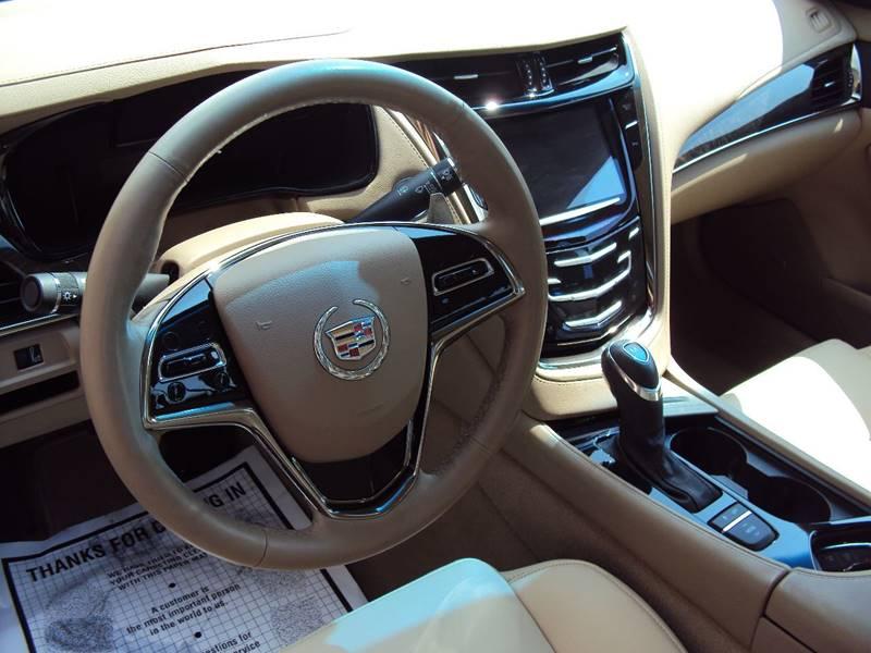 2014 Cadillac CTS AWD 3.6L Luxury Collection 4dr Sedan - Clinton Twp MI