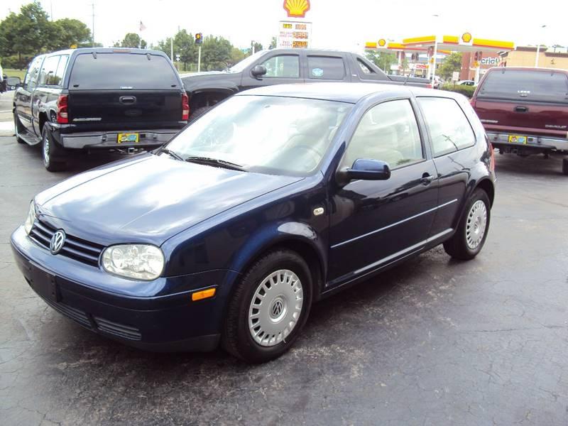 2002 Volkswagen Golf GL 2dr Hatchback - Clinton Twp MI